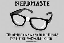 Nerdy and I Know It / Harry Potter, Doctor Who, Firefly, Lord of the Rings, Sherlock, Super Heroes, Battlestar Galactica, Star Trek, Star Wars, Adventure Time, Joss Whedon, Miyazaki, Game of Thrones, The Walking Dead, and general nerdiness  / by Alyx