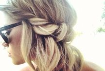 Pretty Hair. / by Emma Hershberger