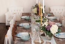 Table Style / Table fashion / by Carly Slater