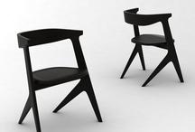 Chairs / by Camilo A R. Marquez