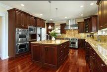 Kitchen / Decorating ideas for kitchen / by Deborah Cruz