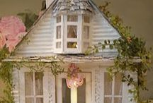 Dollhouse Miniatures. / by Amy Fletcher