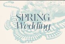 JewelMint Spring Wedding / This just pinned: Our wedding obsessions for the season / by JewelMint