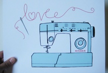 Sewing Art / by Marci Warren-Elmer