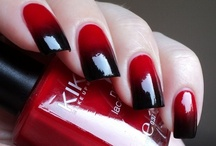 Nails & Nail Enamel / Nails, Nail enamel, Nail polishes, Nail art... / by Awesome 666