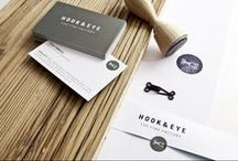{ The Corporate Identity }  / by Vibeke Hoie