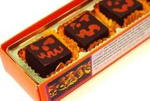 Halloween Chocolates Collection / Oliver Kita has some great chocolates for Halloween this year. Browse through his unique chocolate selection, perfect Halloween treats for parties / by Oliver Kita Chocolates