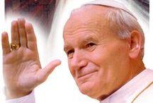 Pope John Paul II / by Donna B.