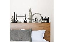 Bedrooms / by WallPops Wall Decals