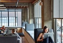 co-Working Space / Start up Office, co-working Space / by simoni