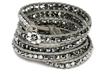 345 Wrap Bracelets / A fantastic range of wrap bracelets that go perfectly for casual day wear as well as jewellery for a night out. View the collection here: http://www.johngreedjewellery.com/icat/345wrap/ / by John Greed Jewellery
