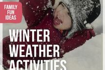 Winter Family Fun / Create new family traditions and some awesome memories in the process! / by CM Group