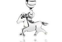 PANDORA Chinese Zodiac Charms / The Chinese zodiac relates to a twelve year cycle, with each year represented by a creature that is associated with the characteristics of someone born in that particular year.