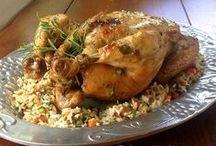 Bock! Bock! Chicken & Turkey Dishes / by Chellene Morrison