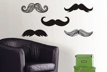 Trendy Wall Art / These chic decals add character and charm to any space! / by WallPops Wall Decals