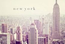 I left my heart in NYC ♥ / by Claire Johnson