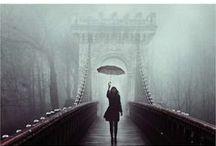 Rain / by Chris den Hamer