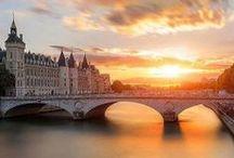 Paris City / by Chris den Hamer