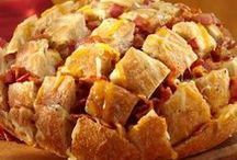 Stuffed Breads & Flavored Breads / by Chellene Morrison
