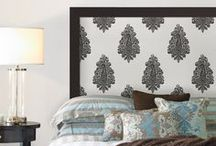 Fashionable Headboards / by WallPops Wall Decals