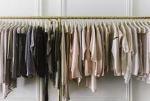 << des  vêtements >>   / by Sarah Rowland