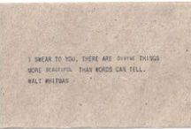 Words to live by. / by Kayla Boyett