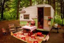 campers / My husband and I own a 1979 Trillium Jubilee that is being restored at an unbearably slow speed.  / by ♥~~Donna Thomson~~♥