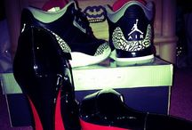 Desinger Shoes and Shoe I Love / I LOVE SHOES <3 / by Eshe Rich