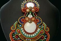 Soutache Braid for Jewelry Makers / How to use soutache braid to create beautiful jewelry. / by Kalmbach Jewelry Making