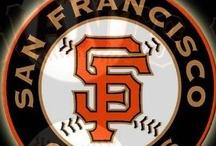 San Francisco Giants <3 / by Frances Swenson