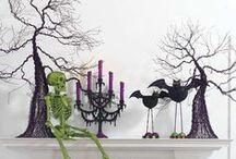 Halloween Decor / by Jen Jones-Grissett