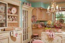kitchen / by Jen Jones-Grissett