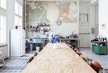 interiors: kitchen / by Megan Hild