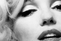 Marilyn / Norma Jean Baker AKA Marilyn Monroe / by Rosemary Kerkay