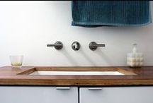 interiors: bath / by Megan Hild
