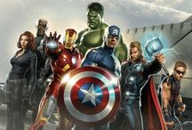 Marvel-lous / For everything Marvel movie related. / by Sam Yow