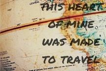 Travel  / by Megan Richter