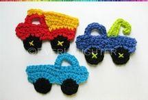 crochet / by Terry Davidson