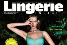 Lingerie Insight Covers  / by Lingerie Insight