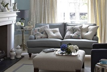 Home Interiors: Living Rooms / Traditional, Classic, Rustic / by Aneta Kalogjera Miletic