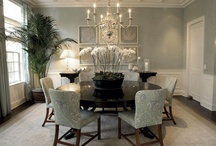 Home Interiors: Dining Area / Traditional etc. / by Aneta Kalogjera Miletic