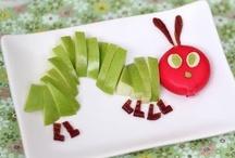 Foodstuffs, kiddie style / by Kori P.