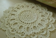 Crochet - Projects / by Rose-Marie Haddad