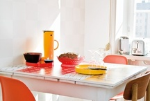 Breakfast nook / by Diane Levine Winer