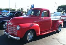 Classic Cars & Trucks / Old cars and trucks / by Susan Baty