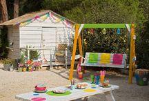 backyard oasis - kid style / by Ashley Carroll