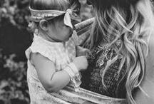 B A B Y W E A R I N G / how mothers transport their babies close to their bodies / by marjoleine van verseveld