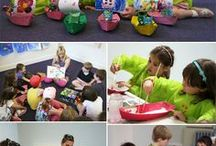 Stuff to do for Daycare / by Rhonda Sida