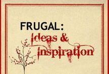Frugal / lets get Frugal / by Jill (My Lupie Life)