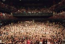 Live Nation Venues / Our favorite photos of where the magic happens.  / by Live Nation